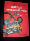 Agenda automobilistului - Dan Vaiteanu , Mihalacche Stoleru , Nastase Campean, Florin Zamfirescu / 1984