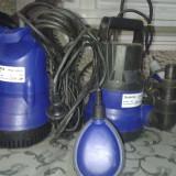 2 Pompe de apa SELEKTA - gradinarit - Pompa gradina, Pompe submersibile, de drenaj