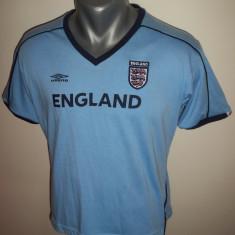 Tricou Umbro England; marime S: 51 cm bust, 59 cm lungime; impecabil, ca nou - Tricou barbati Umbro, Marime: S, Culoare: Din imagine, Maneca scurta