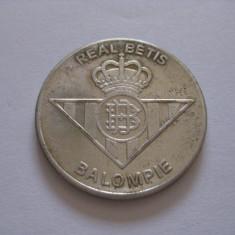 MEDALIE REAL BETIS CAMPIONI 2005 IN CUPA REGELUI