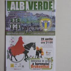 Program meci fotbal VOINTA Sibiu - PETROLUL Ploiesti 29.04.2012