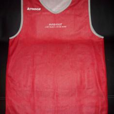 Tricou basket Kronos; marime M: 55 cm bust, 74 cm lungime totala; ca nou - Echipament baschet