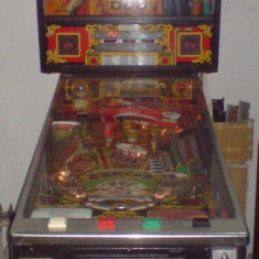 Pinball sau Flipper Riverboat Gambler Joc distractiv Game Room - Foosball