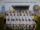 Foto echipa de fotbal CSM RAMNICU-VALCEA 2007-`08