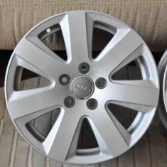 Jante Audi 16 inch - Janta aliaj Audi, 7, 5, Numar prezoane: 5, PCD: 112