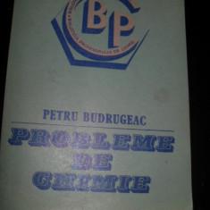 PETRU BUDRUGEAC-PROBLEME DE CHIMIE