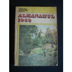 ALMANAHUL VANATORUL SI PESCARUL SPORTIV {1989}
