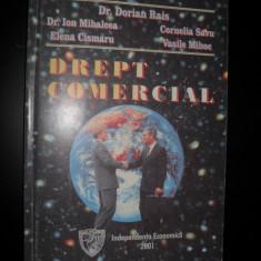 Dr. Dorian Rais, Drept Comercial - Carte Drept comercial