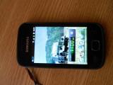Samsung Glaxy Gio, Negru, Neblocat, 3.2''