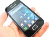 Samsung Galaxy Ace, Negru, Neblocat, 3.5''