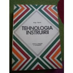 Tehnologia Instruirii Olga Oprea editura didactica si pedagogica carte stiinta