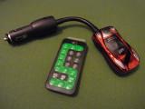MP3 Player Auto cu telecomanda