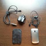 Smartphone Nokia E6, touchscreen + tastatura qwerty, 8MP, super pret ! - Telefon mobil Nokia E6, Argintiu, Neblocat