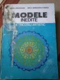 Modele inedite de tricotaj artistic carte hobby Kraushaar soimulescu ciusca, Alta editura