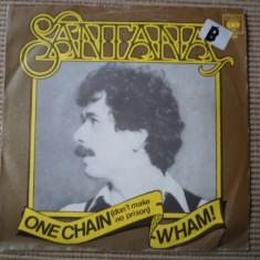 Santana one chain single vinyl rock - Muzica Rock, VINIL