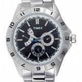 Timex T2N516 ceas barbati nou, 100% veritabil. Garantie.In stoc - Livrare rapida. - Ceas barbatesc Timex, Casual, Quartz, Inox, Data