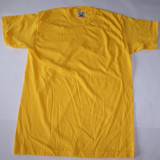 TShirt - Tricou - Barbati - Fruit of The Loom  ---  Galben
