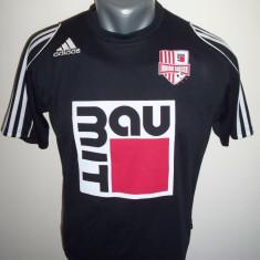 Tricou Adidas Climalite Junior Soccer; marime XS: 50 cm bust, 55 cm lungime, Maneca scurta