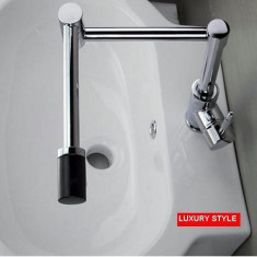 050214 Baterie robinet baie chiuveta pliant - Baterie baie