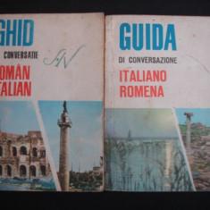 GHID DE CONVERSATIE* ROMAN-ITALIAN ITALIAN-ROMAN