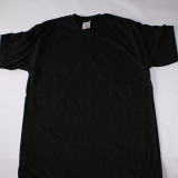 T Shirt - Tricou - Barbati - Fruit of The Loom  ---  Negru