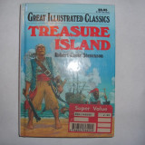 R.L.Stevenson - Treasure Island, R21 - Roman, Anul publicarii: 1977