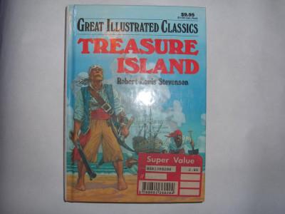 R.L.Stevenson - Treasure Island,R21 foto