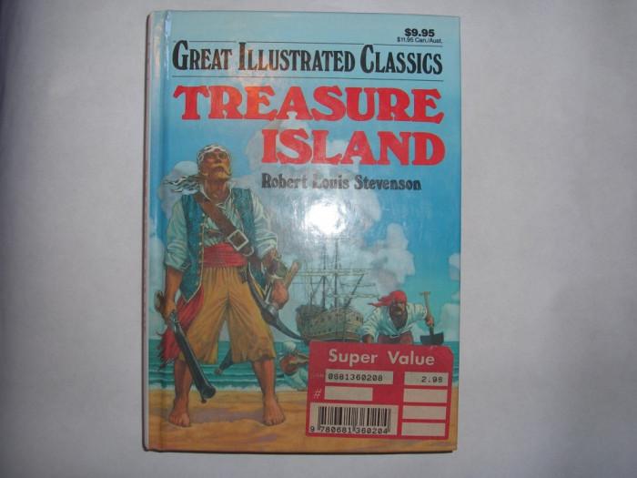R.L.Stevenson - Treasure Island,R21 foto mare