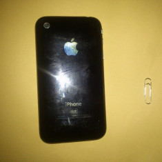 iPhone 3Gs Apple 16 GB, Negru, Neblocat