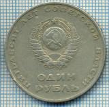 1100 MONEDA  -RUSIA - 1 RUBLE (RUBL) -anul 1967(-comemorativa -LENIN) -starea care se vede