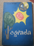 Ograda calin gruia editura tineretului carte povesti copii ilustrata desene, Alta editura, Calin Gruia