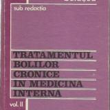 Mihai Belascu - TRATAMENTUL BOLILOR CRONICE IN MEDICINA INTERNA, vol.I