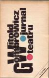 Witold Gombrowicz-Jurnal- Teatru