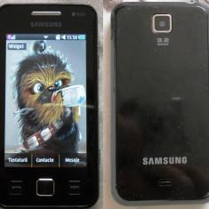 Vanzare Samsung GT-C6712, Star II Duos - Telefon Samsung, Negru, 16GB, Neblocat, Dual SIM, 3.2''