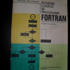 Grigor Moldovan - Scheme logice si programe Fortran