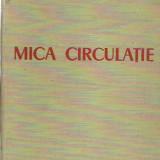 L.Kleinerman, C.Velican - MICA CIRCULATIE