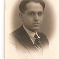 FOTO 39 FOTOGRAFIE ARTISTICA, PORTRET, IMBRACAMINTE DE EPOCA, FOTO ARTA, BRAILA, STR. GALATI, PRODUS DE COLECTIE DIM. : 5, 5X8, 5 cm, TANAR, 1934, Portrete