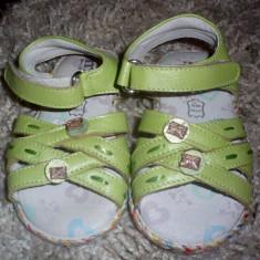 Sandale nr 20 - Sandale copii Melania, Culoare: Verde