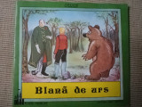 Blana de urs Grimm povesti fermecate editura arta grafica carte ilustrata copii, Alta editura