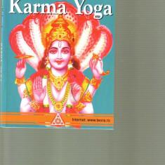 Swami Vivekananda-Karma -Yoga - Carti Samanism Altele