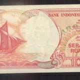 INDONEZIA 1992-100RUPIAH-NECIRCULATA-Z39
