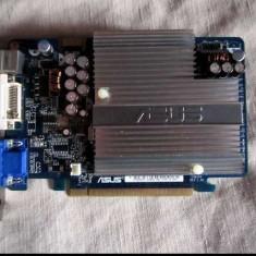 Placa video Nvidia GeForce 7600GS defecta - Placa video PC Asus, PCI Express, 512 MB