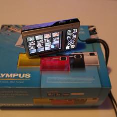 Aparat foto olympus mju 1040 - Aparat Foto compact Olympus, Compact, 10 Mpx