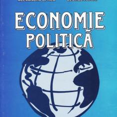 ECONOMIE POLITICA de ALEXANDRA OPREA Si GEORGE PAPARI