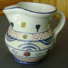Ulcior / Carafa - decorativa / de colectie - ceramica - West Germany - marcata - Arta Ceramica