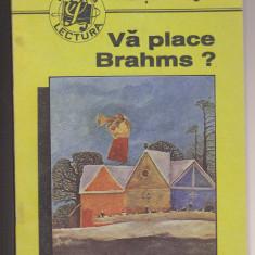 (E1119) - FRANCOISE SEGAN - VA PLACE BRAHMS?, 1991
