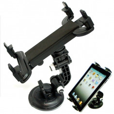 SUPORT AUTO PENTRU PARBRIZ TABLETA IPAD GPS TV - Suport auto GPS
