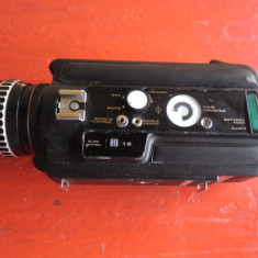 Camera filmat vintage ARGUS COSINA 735 SUPER EIGHT - Camera Video
