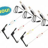 Set 4 swingere cu contragreutate si iluminare (swingeri )