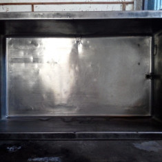 Cuva inox 2000lt, bazin inox 3500 lt